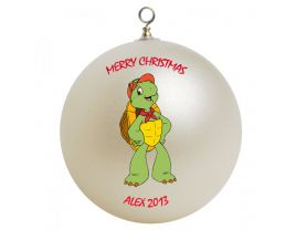 Franklin Personalized Custom Christmas Ornament