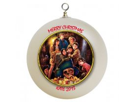 Goonies Personalized Custom Christmas Ornament