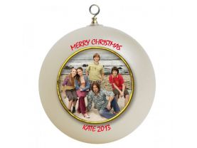 Hannah Montana Cast #1 Personalized Custom Christmas Ornament