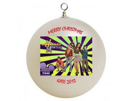 Hannah Montana Cast #2 Personalized Custom Christmas Ornament