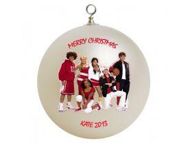 High School Musical 3 #2 Personalized Custom Christmas Ornament