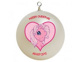 My Little Pony Personalized Custom Christmas Ornament #3