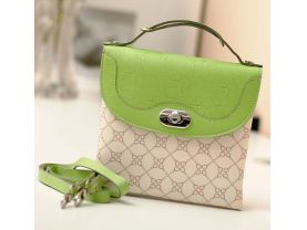 Women messenger bag pu leather Clutch bag Envelope Shoulder Bag OL Handbag tote Satchel purse