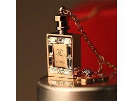 gold necklace for lady women grils d00150