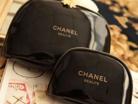 2pcs make up bag handbag(size S and size L)