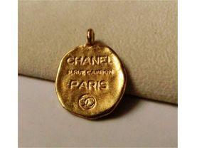 10pcs pendant gold double sides 22mm*26mm