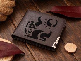 Monster Hunter Diablos Leather Wallet