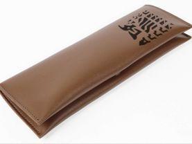 Monster Hunter Gravios Leather Pencil Case Pouch Bag