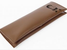 Naruto Neji Hyuga  Leather Pencil Case Pouch Bag