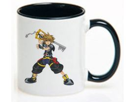 Kingdom Hearts Sora Ceramic Coffee Mug CUP 11oz