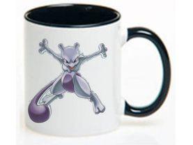 POKEMON  Mewtwo Ceramic Coffee Mug CUP 11oz
