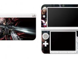 Devil May Cry  Nintendo 3DS XL LL Vinyl Skin Decal Sticker