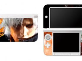 Devil May Cry Nintendo 3DS XL LL Vinyl Skin Decal Sticker