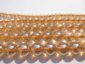 high quality champagne quartz beads, 4mm 5strands 16inch strand,round ball crystal gorgeous jewelry beads