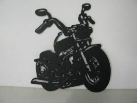 Hog 005 Metal Art Silhouette
