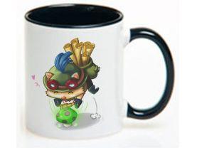 Teemo League Of Legends Ceramic Coffee Mug CUP 11oz