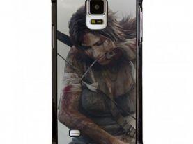 Tomb Raider SAMSUNG GALAXY NOTE 4 Plastic Case