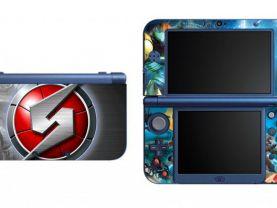 Metroid NEW Nintendo 3DS XL LL Vinyl Skin Decal Sticker