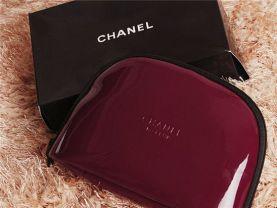 make up bag handbag purse winered with original box 17*12*5cm