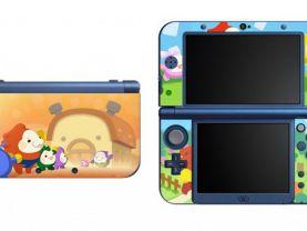 Pushmo  NEW Nintendo 3DS XL LL Vinyl Skin Decal Sticker