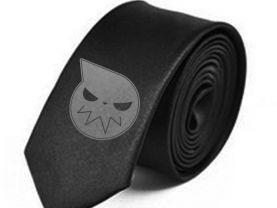 Soul Eater log Polyester Necktie Tie