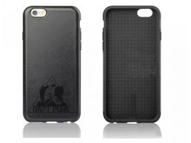 Daft Punk Apple Iphone 6 or 6 Plus Leather Case