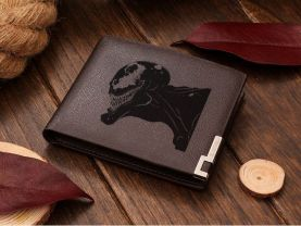 Venom  Leather Wallet