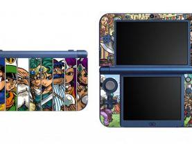 Dragon Quest NEW Nintendo 3DS XL LL Vinyl Skin Decal Sticker