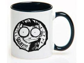 Johnny the Homicidal Maniac Ceramic Coffee Mug CUP 11oz