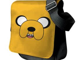 ADVENTURE TIME JAKE Messenger Shoulder Bag