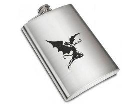 BLACK SABBATH Liquor Stainless Steel Flask - 8 oz