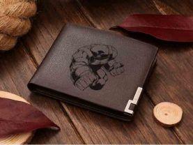 X-MEN Juggernaut Leather Wallet