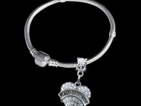 Maid of Honor Bracelet Maid of honor charm Maid of honor gift Maid of honor jewelry Matron of honor gift Matron of honor bracelet