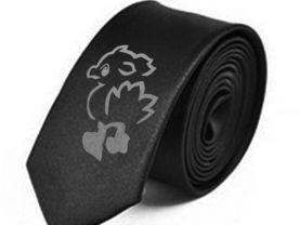 Polyester Necktie Tie Chocobo
