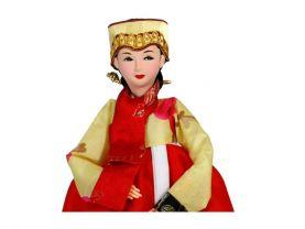 Handmade doll (aristocrat woman)