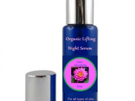 Organic Lifting Night Serum