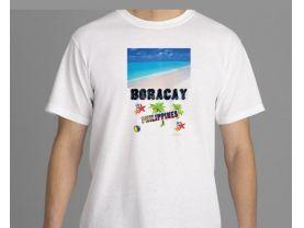 BORACAY t-shirt for women d4