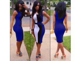 Sexy Blue  Dress for Women  (S M L)