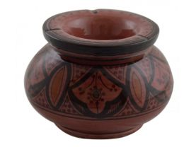 Cigar Ashtrays Xlarge Moroccan Ceramic Indoor Outdoor Smokeless Water Proof Camp