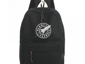 Futurama Planet Express School Backpack