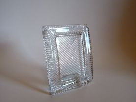 Mikasa Polished Portraits Single Photo Frame   Crystal Photo Frame