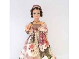 """BRINN'S American Tradition """"First Lady Gown Series"""" Limited Edition Collectible Doll"""