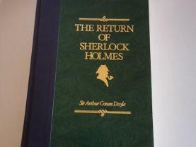 The Return of Sherlock Holmes by Sir Arthur Conan Doyle  Hardcover