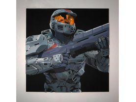Handmade Halo Wars, Halo Wars wall art