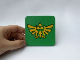 Legend of Zelda, Tri Star coaster