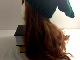 Green Pointy Hat, adult size, Christmas elf, Legend of Zelda, Link, cosplay