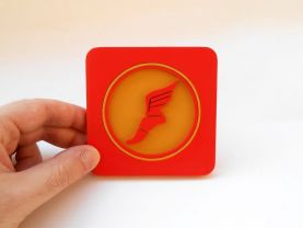 Handmade Scout, Team Fortress 2 coaster