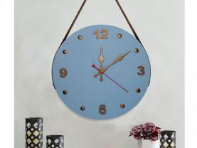 Handmade wall clock. Wall clock. Craft wall clock. Designer clock. Colorful wall clock. Сustomised clock.