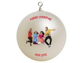 Fresh Beat Band Personalized Custom Christmas Ornament