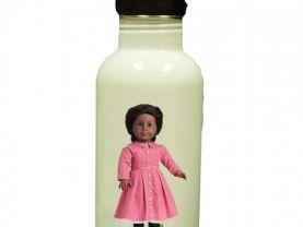 American Girl Addy Personalized Custom Water Bottle